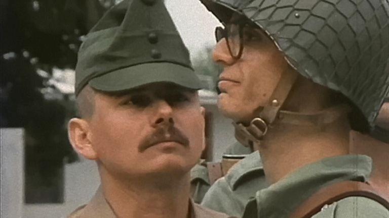 Angyalbőrben – Mennyit tudsz a magyar military sorozatról?