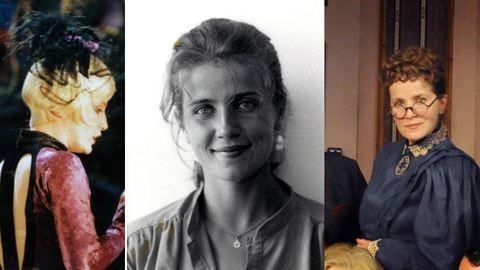 13 kép a ma 58 éves Fehér Annáról, a Szomszédok Almájáról