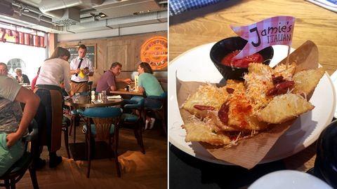 Dübörgő zene, borsos árak, finom ételek – kipróbáltuk Jamie budapesti éttermét!