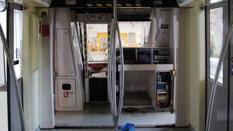 Eltűnnek a vezetőfülkék a 4-es metróról