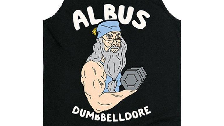 A Harry Potter inspirálta trikókban varázsigére megy majd az edzés!
