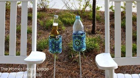 Szuper ötletek: így dobd fel a kertedet fillérekből!