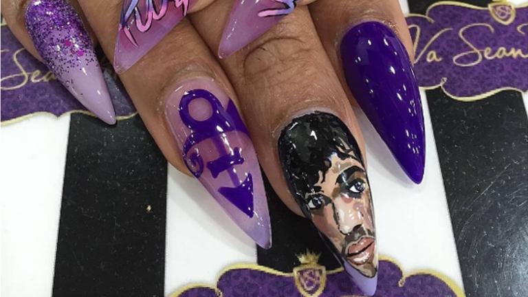 Prince-ről is készült azért jobb portré