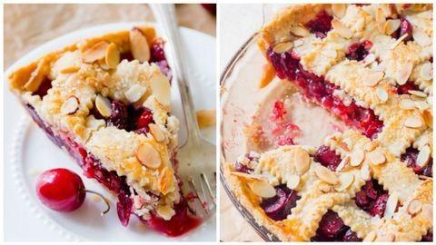 A kihagyhatatlan cseresznyés-mandulás sütemény receptje