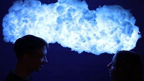 Romantikázz saját készítésű felhő alatt!