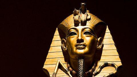 Földön kívüli eredetű tárgyat rejtett a fáraó sírja