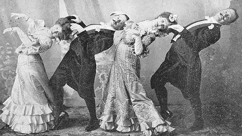 A viktoriánusok nem is voltak olyan karót nyelt népség – fotók