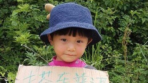 Még csak 4 éves, de már fél Kínát körbejárta hátizsákkal ez az imádni való kislány