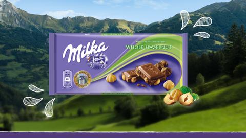 Milkát vegyenek! 100 forint a mogyorós Milka csoki a NAV-nál