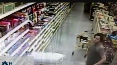 Így rabolják el a boltban a gyerekedet – megdöbbentő videó