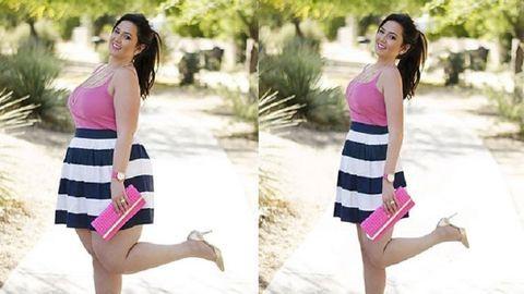 Nézd meg magad vékonyan! A Photoshop segít lefogyni