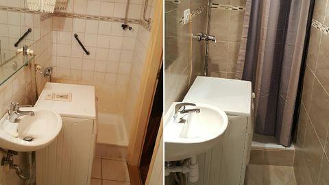 Ötletes lakásátalakítások – előtte-utána fotók