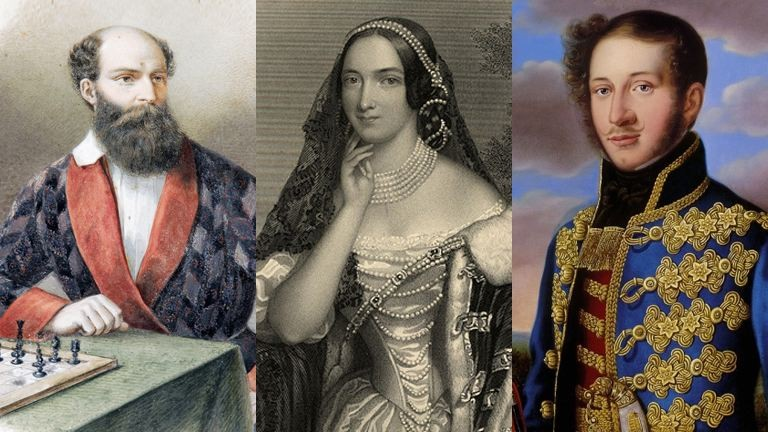 Karolina grófnő, aki az ujja köré csavarta a reformkor legnagyobb politikus