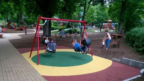 Szuper újítás budapesti játszótéren