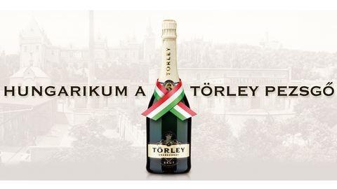 Hungarikum lett a Törley pezsgő