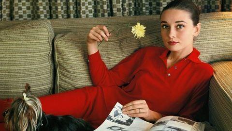 A kis fekete, a balerina és a csíkos: 25 imádni való ruha Audrey Hepburntől
