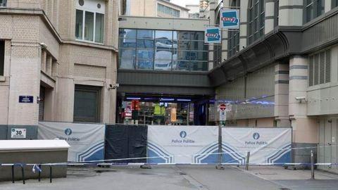Bombariadó miatt lezárták Brüsszel egyik legnagyobb bevásárlóközpontját