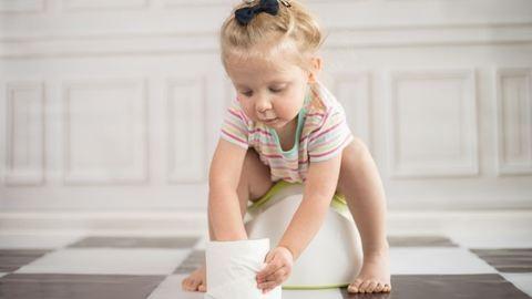 10 jel, hogy a gyermeked készen áll a szobatisztaságra