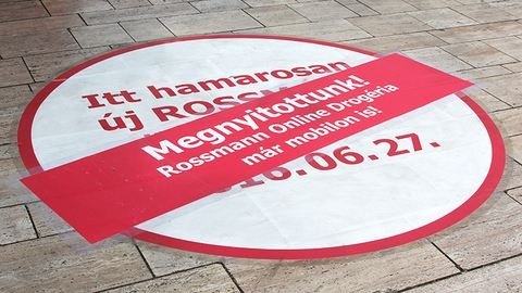 A zsebedben nyílik a következő Rossmann üzlet