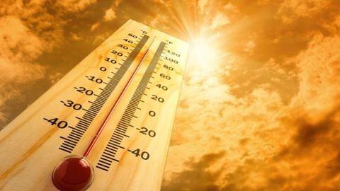 Brutális meleg jön a hétvégén