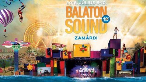 Íme a Balaton Sound vadonatúj himnusza – videó