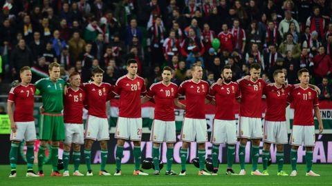 Foci-Eb:  Magyarország hősies játékkal búcsúzott