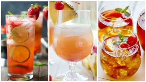 3 frissítő nyári koktél recept