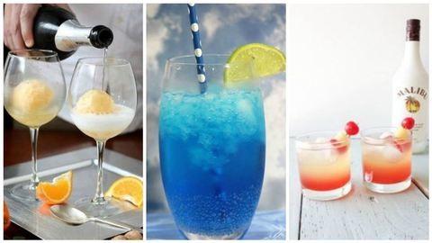 3 nyári hűsítő alkoholos koktél – recept