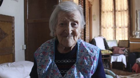 Meglepő dolog tartja életben a világ legidősebb nőjét