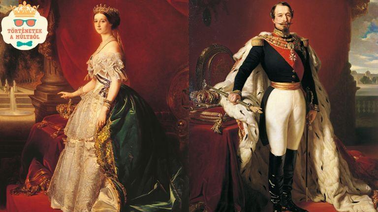 Szerelem csatározások közepette – Eugénia császárné és III. Napóleon különös házassága
