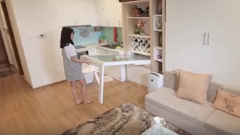 Elképesztően zseniális ötletek kis lakásban élőknek – videó