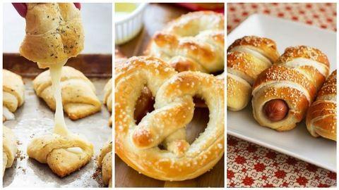 3 egyszerű és gyors sós süti receptje