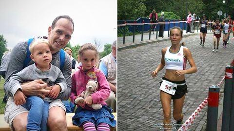 """""""Hozzászoktam az anyasághoz, a lányom pedig a futásomhoz"""""""