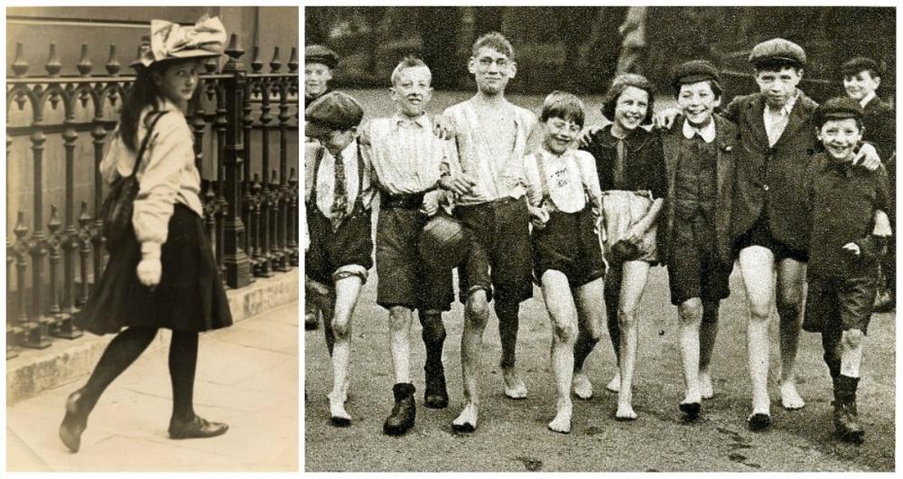 Milyenek voltak dédanyáink fiatalkorukban? Megmutatjuk!