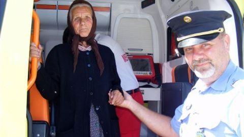 Nagy utat tett meg az eltűnt bugaci néni - fotó