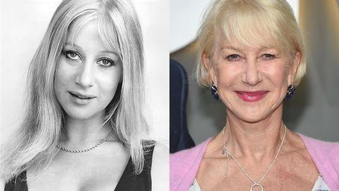 A mozi legszebb színésznői régen és ma