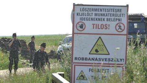 Hortobágyi robbanás: újabb részletek a tűzszerészek haláláról