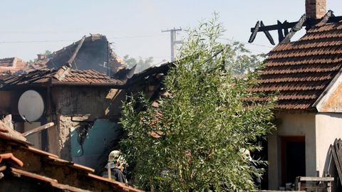 4 holttestet találtak egy kiégett törökszentmiklósi családi házban