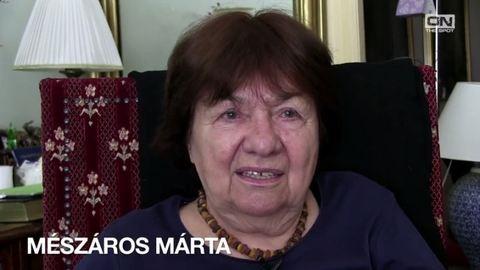 Mészáros Márta kapta a Pulai Filmfesztivál életműdíját