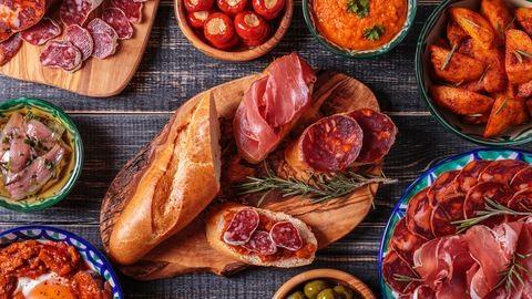 Spanyol tapas: falatka és életmód