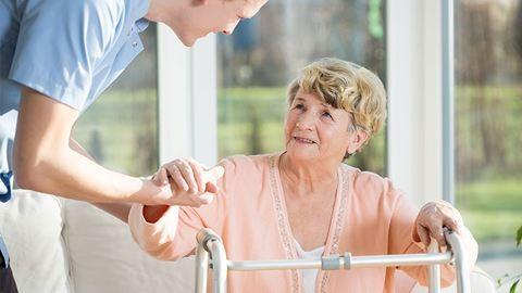 Időskori betegségek a családban