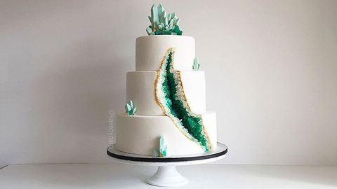 Ezek most a legmenőbb esküvői torták