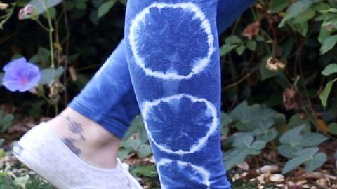 Így készíthetsz batikolt ruhát! – videó