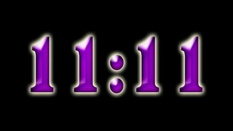 11:11 a titkokzatos és babonás időpont, de vajon mit jelent?