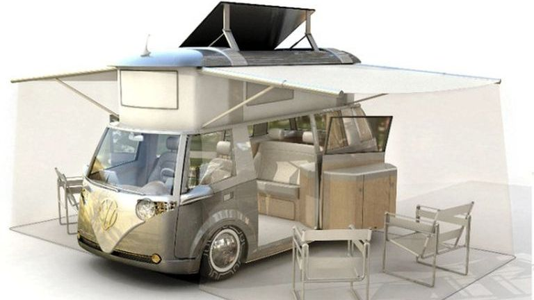 Ilyen egy igazi nyaralós autó (fotó: icreatived.com)