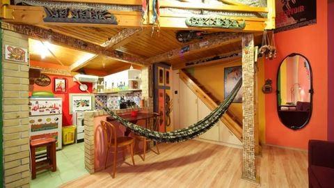 A 10 legfurcsább budapesti lakás az Airbnb-n