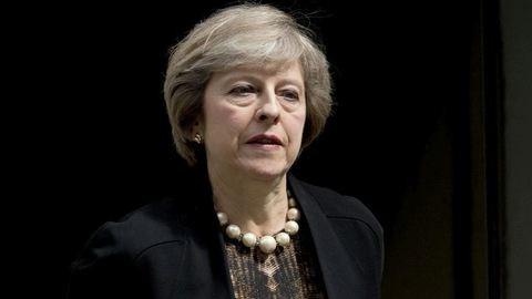 Theresa May az új brit miniszterelnök