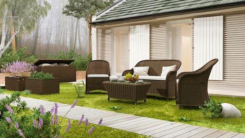 Hogyan válasszunk kerti bútort?