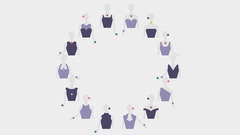 Így válassz ékszert a ruhád szabásához!