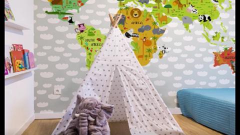 Szuper ötletek a babaszoba berendezéséhez – videó